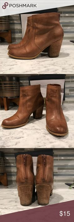 Abound Booties These have done me well. I will miss them but here in FL it not necessary to have anything other than flip flops. The have obvious wear but it gives them a nice rugged look. Shoes Ankle Boots & Booties