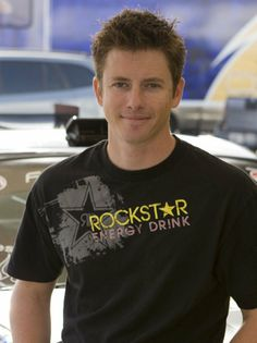 Tanner Foust is a cutie, but his driving skills make him unbelievably hottt!!