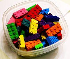 Recycling wax crayons