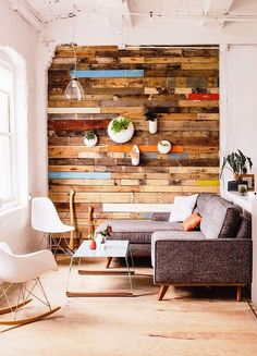 Awesome Accent Wall Ideas For Your chic home, bedroom, small living room, color combinations, paint pattern #wall #Accentwall