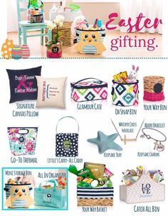 Easter gifting made easy with Thirty-One!