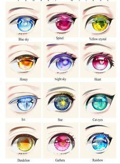 63 New Ideas Drawing Tutorial Anime Eyes Realistic Eye Drawing, Drawing Eyes, Manga Drawing, Drawings Of Eyes, Pencil Drawings, Cartoon Eyes Drawing, Pencil Sketching, Art Manga, Figure Drawing