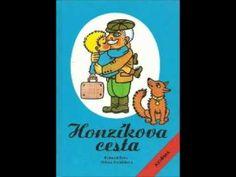 Honzíkova Cesta - Mluvené slovo - YouTube Video Film, Audio Books, Fairy Tales, Entertaining, Reading, Youtube, Kids, Hampers, History