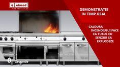 Instalatii Stingere Incendii Bucatarii profesionale - 0754017605