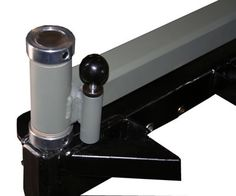 Custom+FJ40+Bumpers | Cage Mount - A removable mount used to attach a roll age to the frame.
