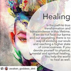 """49 Likes, 2 Comments - TheLightworkers (@the_lightworkers) on Instagram: """"#healing  #Repost  @awaken_goddess_dmt @law_of_positivism ✨ There is no individual soul that has…"""""""