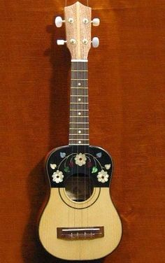 lardyfatboy: Musikalia Deluxe Soprano Actually not a vintage Ukulele but still made today in Sicily =Lardys Ukulele of the day- a year ago --- https://www.pinterest.com/lardyfatboy/