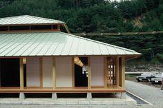 京都芸術短期大学 黒田アートビレッジ 横内敏人建築設計事務所