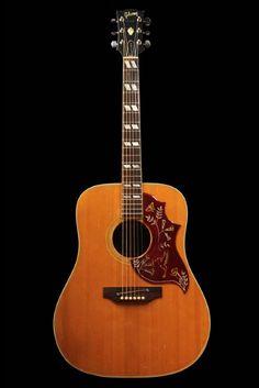 Gibson Hummingbird 1969 - Natural