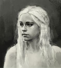 6 Game Of Thrones Emotional Character Illustrations