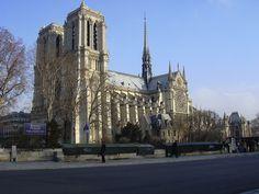 Paris Notre Dame by Athina Atesoglou - Photo 150930473 - 500px