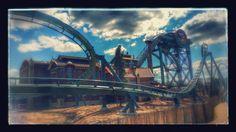 Baron 1898 Dive coaster