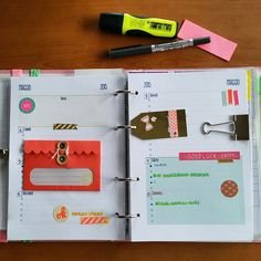 Planner Planners Todo homework routine notes diy planner2015