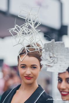 award winning millinery @Abby Hogan   What about this one ?