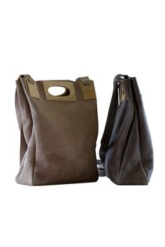 Wood bag A3+ sand - Marly - BijzonderMOOI* Dutch design online