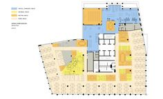 Camenzind Evolution is an architectural office located in Zurich and Berlin. Interior Work, Office Interior Design, Office Interiors, Interior Sketch, Office Open Plan, Office Floor Plan, Evolution Design, Architecture Desk, Floor Plan Sketch