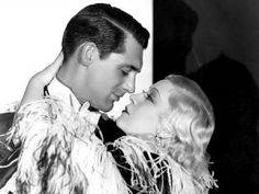 Mae West & Carey Grant he was so young and she was soo dirty!