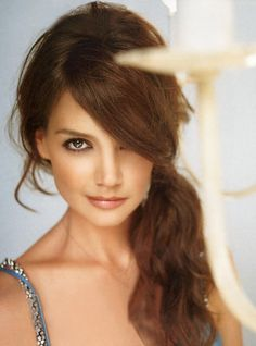 Katie Holmes.....wow she looks really pretty here....I love her
