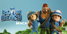 Boom Beach Hack is a cracked version where you get unlimited free diamonds, unlimited coins to upgrade your game. So, download the latest free Boom Beach Hack Apk and play fearlessly against your online opponents. This downloaded links are free and virus free.