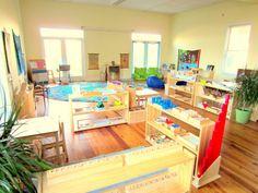 montessori classroom design pictures - Google Search