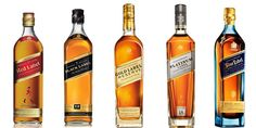 A diferença entre os Johnnie Walker. - Clã do Whisky