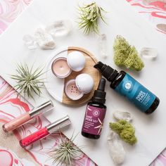 Proving that beauty radiates from the inside out, this Modern Minerals color collection is infused with Lotus Wei gem and flower essences, silky coconut and a touch of rose to uplift and awaken positivity while minimizing the effects of negative emotions. #BeautyHeroes #greenbeauty #beautystore