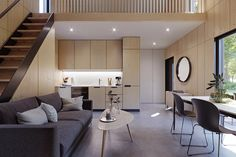 Interior Architecture, Interior Design, Loft Interiors, Construction Cost, Energy Efficient Homes, Mechanical Design, Simple House, Ground Floor, Home Projects