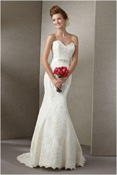 Dreamy Alyce Paris Wedding Dresses. To see more: www.modwedding.com