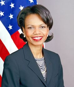 Today in Black History, 11/14/2013 - Condoleezza Rice was the first African American woman to become the Secretary of State in 2005. For more info, check out today's notes!