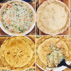Chicken Pot Pie – Mika Lesim