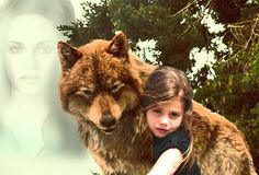 Jacob and Nessie Twilight Jacob, Twilight Film, Jacob And Renesmee, Breaking Dawn Part 2, Twilight Pictures, Movies Worth Watching, Kid Movies, Jacob Black, Brown Bear