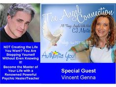 The Angel Connection: Stop Stopping Yourself 06/21 by Authentic You Radio http://www.blogtalkradio.com/authenticyouradio/2013/06/22/the-angel-connection-stop-stopping-yourself