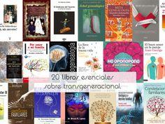 20 libros imprescindibles que nos ayudan a entender nuestro árbol genealógico y nuestros legado transgeneracional