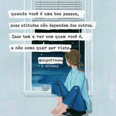 Isso se aplica tbm a vc? Cute Phrases, Magic Words, Dear Diary, More Than Words, Quote Posters, True Words, Self Help, Sentences, Texts