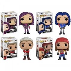 ToyzMag.com » Pop! Disney Descendants
