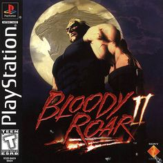 Bloody Roar II, Sony PSX, Hudson Soft, 1999.