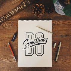 Do something.  #handtype