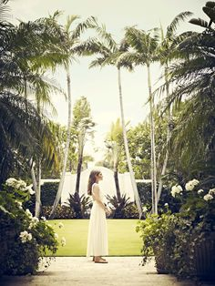 Aerin Lauder in Palm Springs, photography by Jason Bell for British Vogue (August 2012 issue)