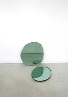 womenartistszine:  Sabine Marcelis & Brit van Nerven  'Seeing Glass'   OFFROUND   Collection