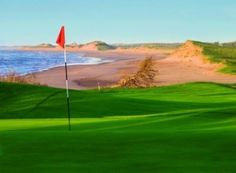 Prince Edward Island - spruce up your golf game at the Canadian Golf Academy, then golf here at Crowbush, just renovated for 5 million dollars Prince Edward Island, Great Places, Places To Visit, Golf Academy, Atlantic Canada, Summer Bucket, Summer Travel, East Coast, Golf Courses