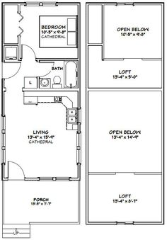 14x40 cabin floor plans tiny house pinterest cabin 12x70 mobile home floor plans 12x70 best home and house