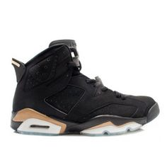 Air Jordan 6 (VI) DMP Defining Moments Package Black Gold White Need these!!