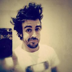 Fernando Alonso <3 See you in November! ;-)