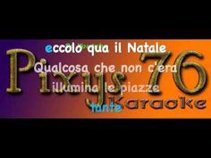 Cesare Cremonini - Eccolo qua il Natale Karaoke Instrumental - YouTube