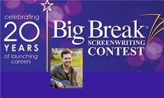 Screenwriting Contests, 20th Anniversary, Diversity, Calendar, Success, Meet, Big, Celebrities, Movie Posters