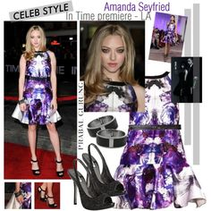 """News of the Day: Amanda Seyfried Wears Prabal Gurung for 'In Time' Premiere"""