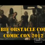 Want To Be Chased By Zombies? Comic Con 2012