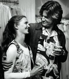 How Jeff Bridges Fell in Love With a Girl Named Sue - He saw this beautiful lady with black eyes and a broken nose and it was love at first sight. Hollywood Walk Of Fame, Hollywood Actor, Old Hollywood, Hollywood Couples, Classic Actresses, Actors & Actresses, Lloyd Bridges, The Big Lebowski, Dear Future Husband