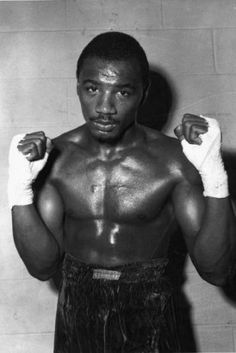 A young Marvelous Marvin Hagler with hair in 1970
