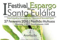 Santa Eulália: I Festival do Espargo quer chegar ao Guiness | Portal Elvasnews